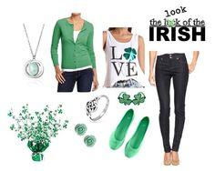 A little inspiration for my St. Patrick's Day outfit. #Fashion #StPatricksDay