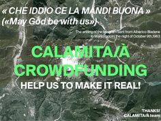 CALAMITA/À project project video thumbnail
