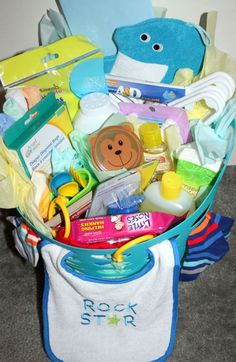 gift baskets on a dime gift basket ideas for inexpensive prices baby shower