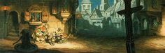 Gustaf Tenggren - Pinocchio 02