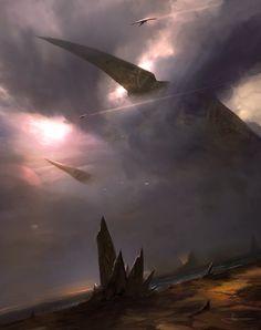 Gliese 581 c by erenarik.deviantart.com on @deviantART