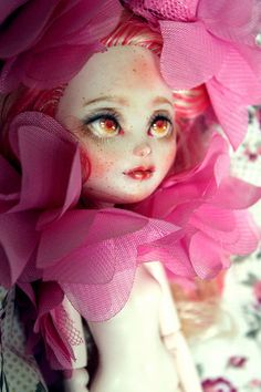 repaint ooak Apple White - Ever After High   by smileidiote1