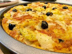 7gramas de ternura: Pizza Tropical
