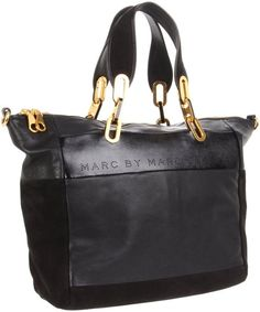 e877179e7f51 Marc By Marc Jacobs Trompe Loeil Perf Satchel in Black
