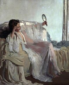 An Eastern Gown [1906] William Orpen (1878–1931) Atkinson Art Gallery Collection