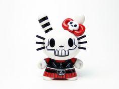Hello Kitty Skull by Grimsheep