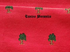 tessuto Naj-Oleari Centro Botanico #najoleari - #centrobotanico