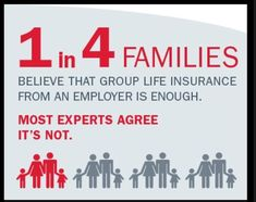 Group insurance is usually not enough. Plus if you leave that job that coverage … Group insurance is usually not enough. Plus if you leave that job that coverage is no longer in place! Email me at alexissarabia. Group Life Insurance, Life Insurance Agent, Life Insurance Premium, Life Insurance Quotes, Insurance Broker, Life Insurance Companies, Health Insurance, Car Insurance, State Insurance