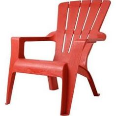 US Leisure Chili Patio Adirondack Chair