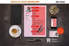 80% OFF SALE Secretary Resume Design  Personal Assistant
