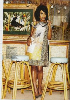 Kerry Washington For In Style Magazine May 2013 02