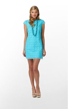 I love this Lily Pulitzer dress..but not the price! I'll be looking for something similar.