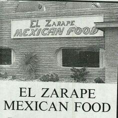 El Zarape Mexican food