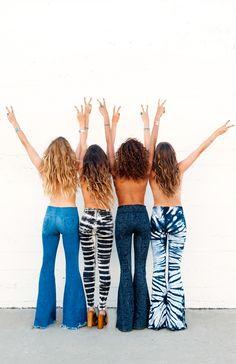 ╰☆╮Boho chic bohemian boho style hippy hippie chic bohème vibe gypsy fashion indie folk the 70s . ╰☆╮ pants
