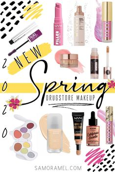 Best Makeup Dupes 2020 Check out the newest drugstore makeup released this Spring Drugstore Concealer, Drugstore Makeup, Best Skincare Products, Hair Products, Beauty Products, Spring Makeup, Makeup Essentials, How To Apply Makeup, Beauty Makeup