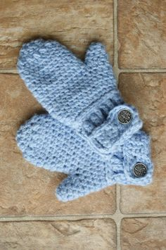 Darla's Easy-On Mittens