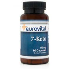 7-KETO® 50mg - 60caps - за имунната система и паметта | Ендокринна система | MaxLife