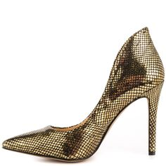 Cambredge - Exotic Gold Snk Jessica Simpson $89.99