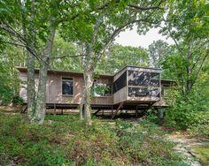Kepes House, Wellfleet, Massachussets / Marcel Breuer