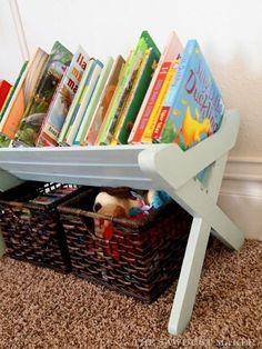 Children Bookshelf Manger