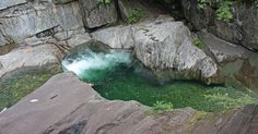 You'll want to visit all of these beautiful pools! Swimming holes. New England.  Rhode Island