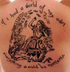 Los más geniales tatuajes inspirados en libros (Fotos) | Informe21.com