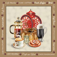 Cafe Gold Rosiland Solomon