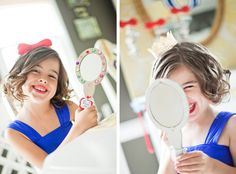 Mirror Craft - Belle, Snow White