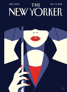 """In the Shade"", copertina per The New Yorker, 19 settembre 2016"