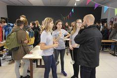 In KA Keerbergen hebben ze een Dag van de Leerlingenraad, met spelletjes én frietjes! http://www.nieuwsblad.be/cnt/blcju_02532199