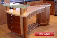 Fine Homebuilding Kitchen Island Gallery Contest - Fine Woodworking