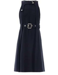 Chloé Belted crepe dress on shopstyle.com