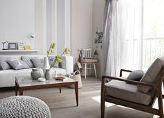 Salon / Sejour Blanc / Beige / Naturel LUXENS