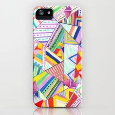 CIRCUS -C A N D Y- POP iPhone Case by Vasare Nar - $35.00