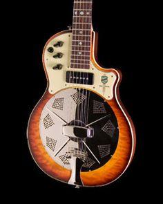 Resoelectric - National Guitars