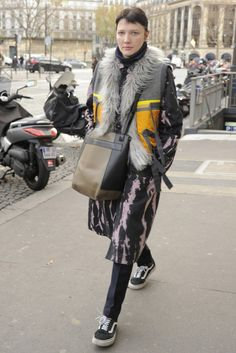 They Are Wearing: Paris - Slideshow