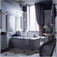 Habitually Chic® Gray Bathroom