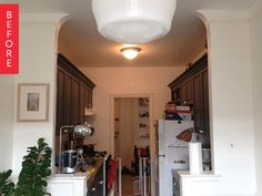 Before & After: A Brooklyn Apartment Goes From One Bedroom to Two — Sweeten