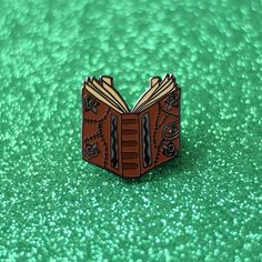Hocus Pocus Spell Book Enamel Pin, Halloween Lapel Pin, 90's Nostalgia by DaintyDirtbags on Etsy https://www.etsy.com/listing/491191301/hocus-pocus-spell-book-enamel-pin