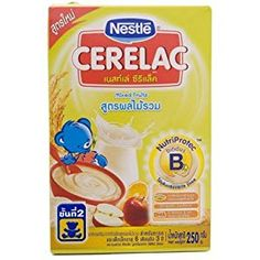 Cerelac Baby Food Baby Mixed Fruits From Thailand Foods With Iron, Foods High In Iron, High Fiber Foods, Baby Food 8 Months, Baby Food By Age, Food Baby, 6 Months, Baby Food For Constipation, Foods That Cause Constipation