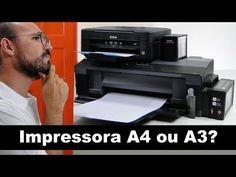 Impressora Sublimática A3 ou A4  Em qual Investir  ca97827fb712e