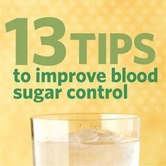 13 Diabetes Tips to Improve Blood Sugar Control | Diabetic Living Online