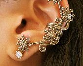 that's some earring!