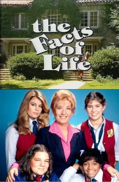 The Facts of Life (1979–1988) TV Series  -  30 min  -  Comedy 6.7 Your rating:   -/10   Ratings: 6.7/10 from 2,636 users    Reviews: 34 user | 16 critic A group of girls attending a boarding school experience the joys and the trials of adolescence under the guiding hand of their housemother  Lisa Whelchel, Kim Fields, Mindy Cohn |