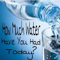 Benefits of water Benefits Of Drinking Water, Shot Glass, Water Bottle, Hair Accessories, Tableware, Health, Instagram Posts, Hair Treatments, Moisturizers
