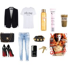 """Back to Work"" by johannawallasvaara on Polyvore"