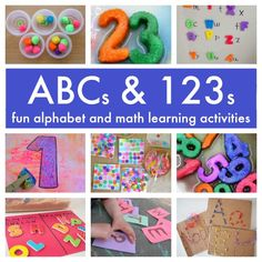 Toddler Approved!: Exciting New Alphabet and Math Activities for Kids