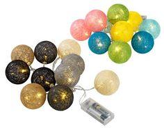 Łańcuch świetlny KAARE 10LED kolor.mix