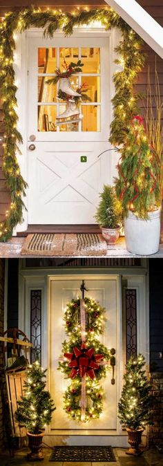 Cool Christmas Outdoor Decorations Ideas 22