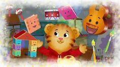 This Imaginative Musical Video Clip From Daniel Tigers Neighborhood Has Everything Instruments Art